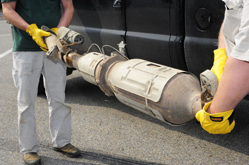 DPF Cleaning ⋆ City Diesel